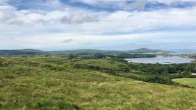 Iew από το Hill Diamon, Ιρλανδία φιλμ μικρού μήκους