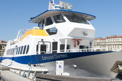 If-Frioul Express boat, Marseille Stock Photo