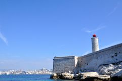 If Island, Marseille, France Stock Photos