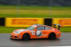 IF porsche racing at Montreal Grand prix Royalty Free Stock Photography