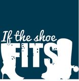 If The Shoe Fits Royalty Free Stock Images