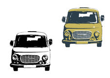 IFA BARKAS B-1000 Royalty Free Stock Photos