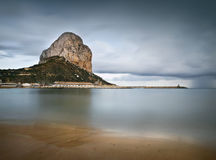 Ifach royalty free stock photography