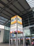 IFAT Evnrionmental 2018 angemessen in München, Deutschland lizenzfreies stockfoto