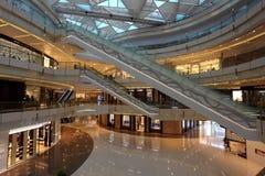 ifc购物中心上海 免版税库存照片