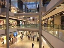 ifc购物中心 库存照片