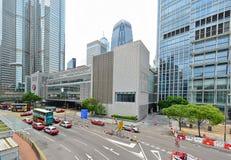 IFC购物中心 免版税图库摄影