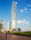 IFC Building, Hong Kong Central District, China Stock Photo
