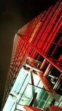 IFC-byggnad från Hong Kong Arkivfoton