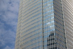 IFC International Finance Centre Royalty Free Stock Photos