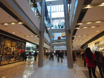 IFC Mall Royalty Free Stock Photo