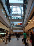 IFC Mall. In Hong Kong Stock Photos