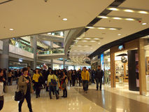 IFC Mall. In Hong Kong Stock Photography
