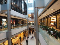 IFC Mall Stock Image