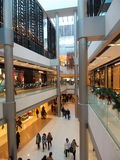 IFC Mall Stock Photo