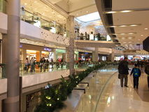 IFC Mall Royalty Free Stock Photography