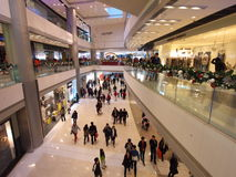 IFC Mall. In Hong Kong Royalty Free Stock Images