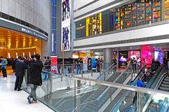 Ifc mall, hong kong Royalty Free Stock Image