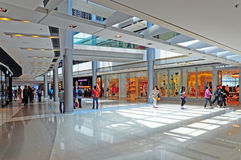 Ifc mall hong kong Royalty Free Stock Photo