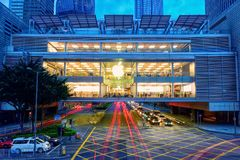 IFC Mall, Hong Kong Stock Image