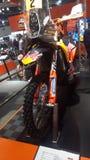 Ifema-moto Stand Stockbilder
