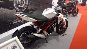 Ifema-moto Stand stockfoto
