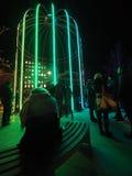 IFO au festival de Lumiere à Londres Images stock