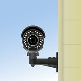 Ifrared cctv Royalty Free Stock Photo