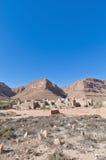ifri kasbah lokalizować Morocco Obraz Stock