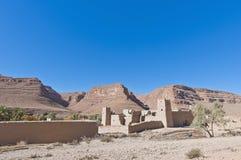 ifri kasbah lokalizować Morocco Zdjęcie Stock