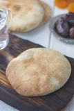 Iftar bread food Royalty Free Stock Photography