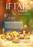 Iftar party Royalty Free Stock Image