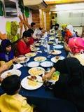 Ifter Party. At Holy Ramadan in Dhaka Bangladesh Royalty Free Stock Image