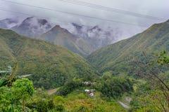 Ifugao επαρχιών βουνών Στοκ Φωτογραφίες