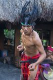 Ifugao ethnic minority in the Philippines. BANAUE, PHILIPPINES - MAY 02 : Portrait of a man from Ifugao Minority in Banaue the Philippines on May 02 2018. The Stock Image