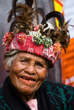 Ifugao - the people in the Philippines. Stock Image