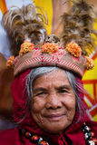 Ifugao - the people in the Philippines. Stock Images