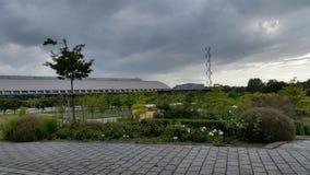 IGA Park Rostock fotografia de stock
