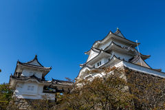 Iga Ueno Castle Japan Royaltyfri Bild