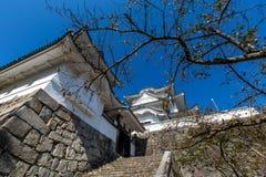 Iga Ueno Castle Japan fotografia stock libera da diritti