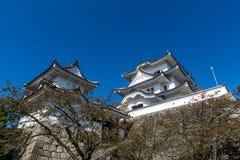 Iga Ueno kasztel Japonia Fotografia Stock
