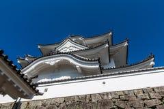 Iga Ueno kasztel Japonia Obrazy Royalty Free