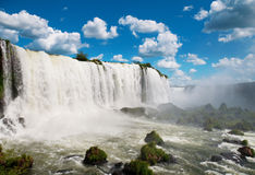 Igassu Falls Argentina Stock Photos