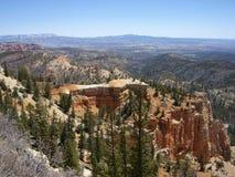 Igen härlig dag i Bryce Canyon Arkivfoto
