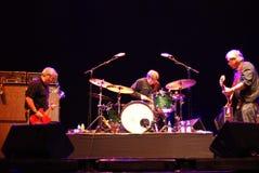 Iggy en Stooges Levend bij het Festival van het Schiereiland Stock Afbeeldingen