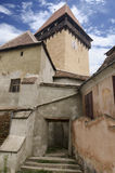 Ighisu Nou fortified church Royalty Free Stock Photography