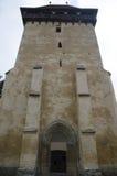 Ighisu Nou stärkt kyrka Royaltyfria Foton