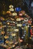 Ights για την πώληση στο μεγάλο Bazaar στη Ιστανμπούλ Στοκ Εικόνα