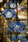 Ights για την πώληση στο μεγάλο Bazaar στη Ιστανμπούλ Στοκ φωτογραφία με δικαίωμα ελεύθερης χρήσης