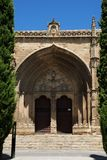 Iglesia圣・帕布鲁棕色, Ubeda,西班牙。 免版税库存图片
